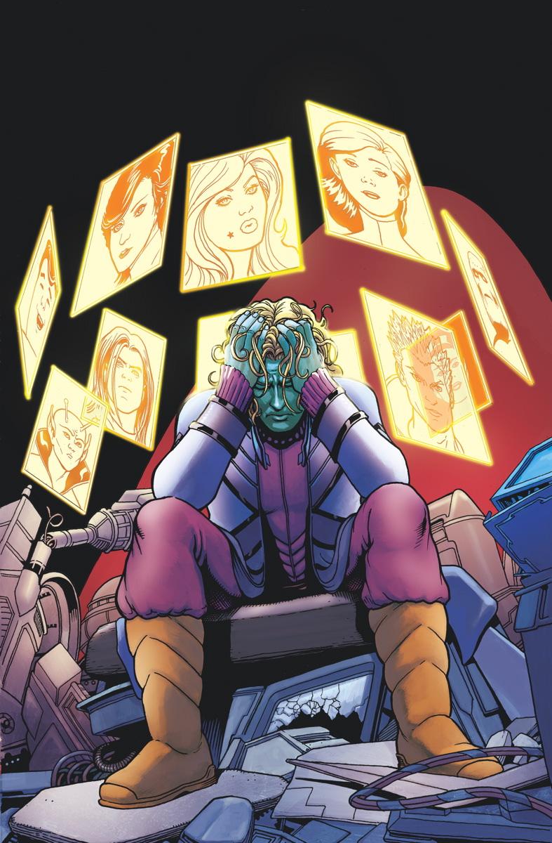 Legion of super heroes xxx think